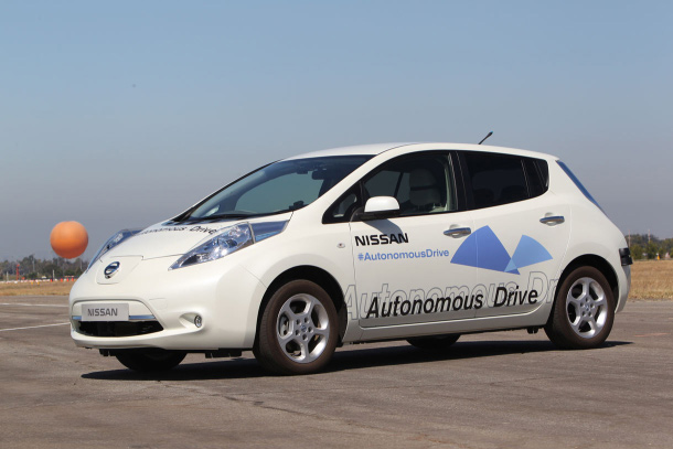 Google et la voiture automatique