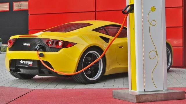 Véhicules électriques : les ventes augmentent