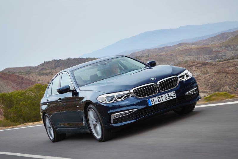 La nouvelle BMW série 5  débarque en Tunisie