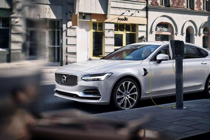 Dès 2019, Volvo ne produira que des voitures électriques