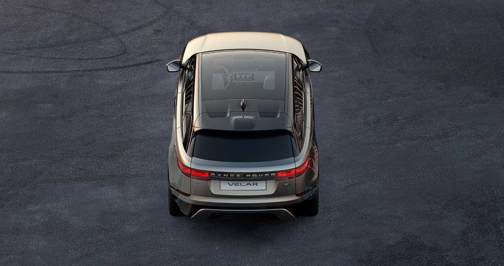 Le Range Rover Velar :  luxe, raffinement, élégance et un côté «So british !»